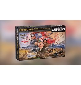 Hasbro Axis & Allies Europe 1940 2nd Edition