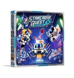 CMON STARCADIA QUEST: BUILD-A-ROBOT