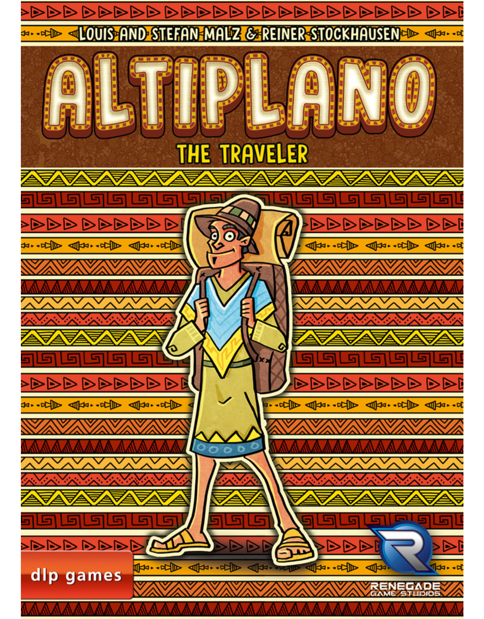 Renegade ALTIPLANO: THE TRAVELER