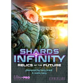 Ultra Pro SHARDS OF INFINITY DBG: RELICS OF THE FUTURE