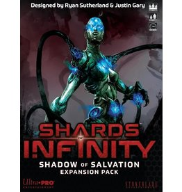 Ultra Pro SHARDS OF INFINITY DBG; SHADOW OF SALVATION