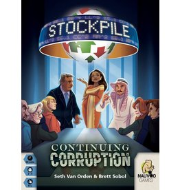 Nauvoo Games STOCKPILE: CONTINUING CORRUPTION