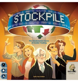 Nauvoo Games STOCKPILE