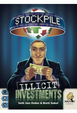 Nauvoo Games STOCKPILE: ILLICIT INVESTMENTS