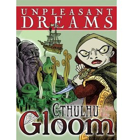 Atlas Games GLOOM CTHULHU: UNPLEASANT DREAMS