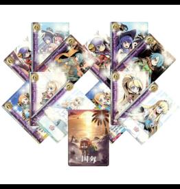 FLIPFLOPs HEART OF CROWN FOIL CARD SET
