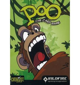 Wildfire LLC POO THE CARD GAME