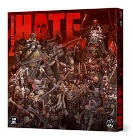 Cool Mini or Not HATE: Battlegrounds of Hate (KS Exclusive)