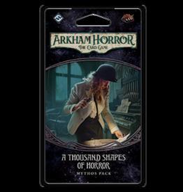 Fantasy Flight ARKHAM HORROR LCG: A THOUSAND SHAPES OF HORROR