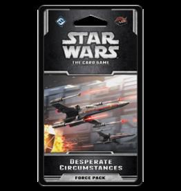 Fantasy Flight STAR WARS LCG: DESPERATE CIRCUMSTANCES