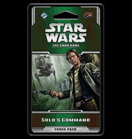 Fantasy Flight STAR WARS LCG: SOLO'S COMMAND