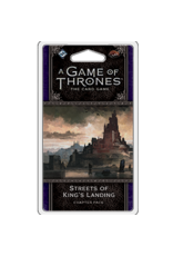 Fantasy Flight GAME OF THRONES LCG: STREETS OF KING'S LANDING