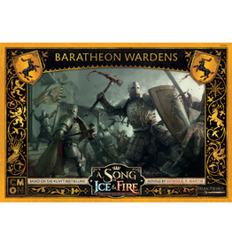Cool Mini or Not A SONG OF ICE & FIRE: BARATHEON WARDENS
