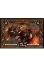 CMON A SONG OF ICE & FIRE: BLOODY MUMMERS SKIRMISHERS