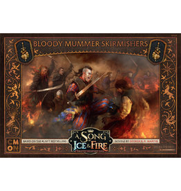Cool Mini or Not A SONG OF ICE & FIRE: BLOODY MUMMERS SKIRMISHERS