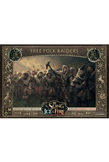 CMON A SONG OF ICE & FIRE: FREE FOLK RAIDERS