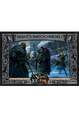 CMON A SONG OF ICE & FIRE: NIGHT'S WATCH HEROES BOX 1