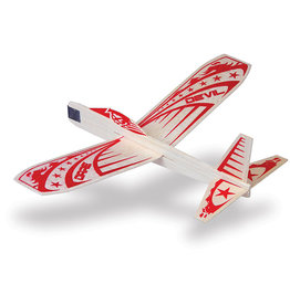 Guillow's DAREDEVIL BALSA GLIDER