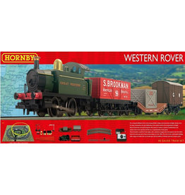Hornby OO/HO TRAIN SET - WESTERN ROVER