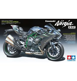 Tamiya KAWASAKI NINJA H2 CARBON MODEL KIT 1:12