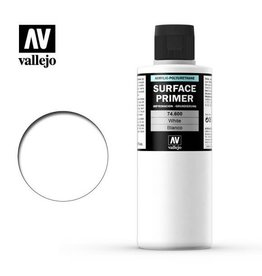 VALLEJO WHITE PRIMER 200ML