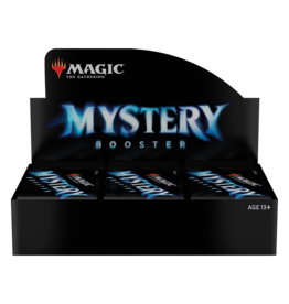 Wizards of the Coast MAGIC THE GATHERING: MYSTERY BOOSTER BOX