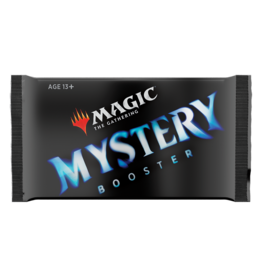 Wizards of the Coast MTG: MYSTERY BOOSTER PACK