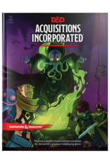 Wizards of the Coast D&D 5E: ACQUISITIONS INCORPORATED