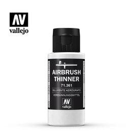 VALLEJO VALLEJO AIRBRUSH PAINT THINNER 60ML