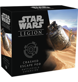 Fantasy Flight SWL: CRASHED ESCAPE POD