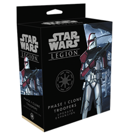 Fantasy Flight SWL: PHASE I CLONE TROOPER UPGRADE EXPANSION