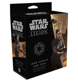 Fantasy Flight SWL: IDEN VERSIO AND DIO COMMANDER EXPANSION