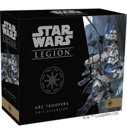 Fantasy Flight SWL: ARC TROOPERS UNIT EXPANSION