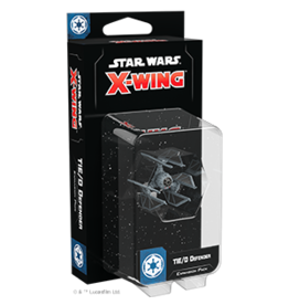 Fantasy Flight X-WING 2E: TIE/D DEFENDER EXPANSION PACK