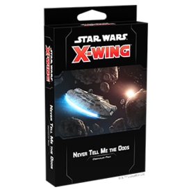 Fantasy Flight X-WING 2E: NEVER TELL ME THE ODDS OBSTACLES PACK