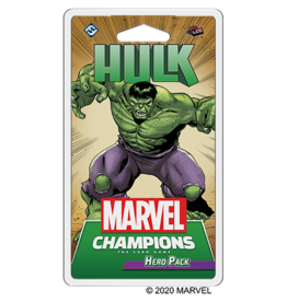 Fantasy Flight MARVEL CHAMPIONS LCG: HULK PACK