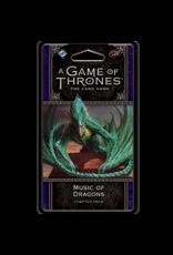 Fantasy Flight GAME OF THRONES LCG: MUSIC OF DRAGONS