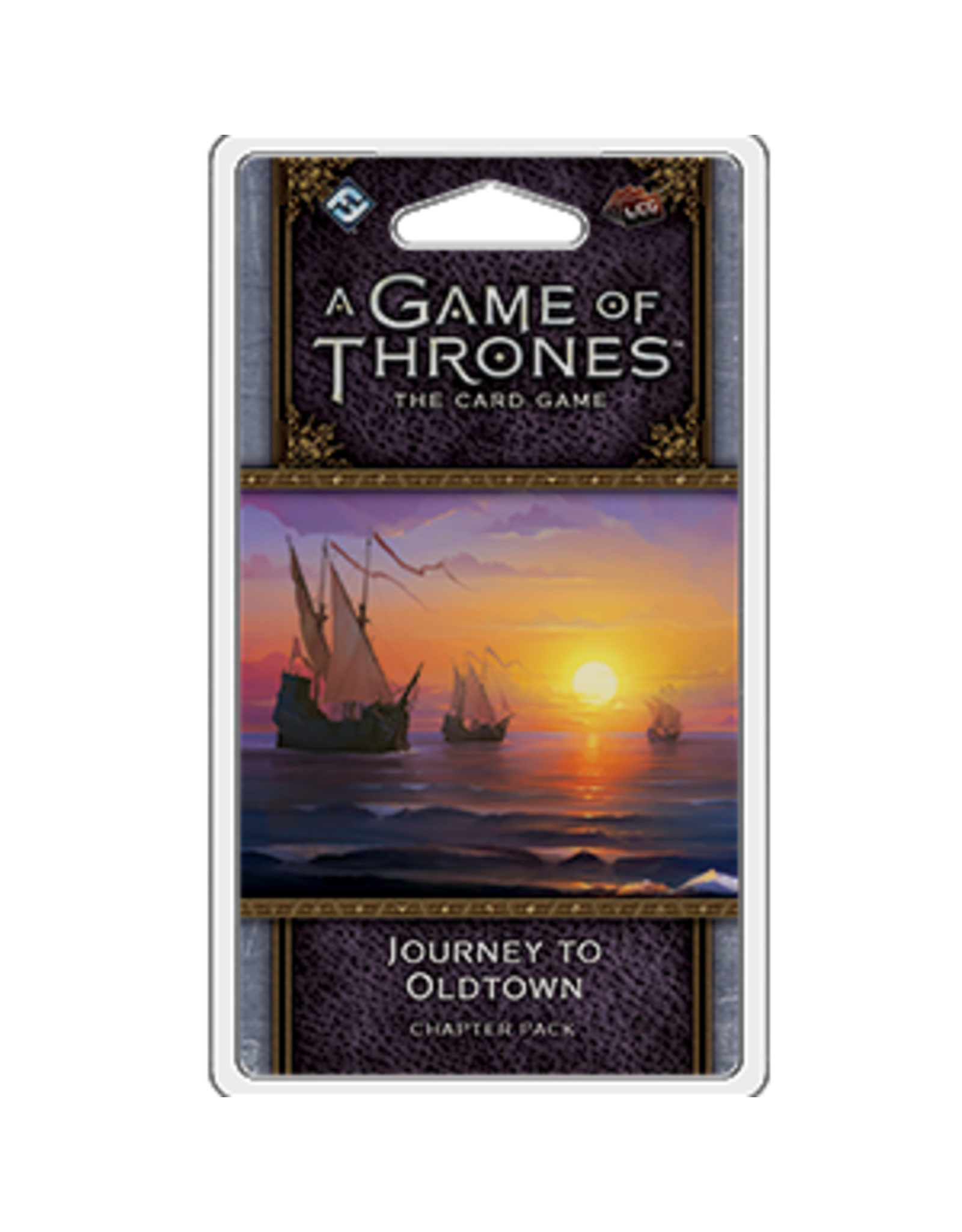Fantasy Flight GAME OF THRONES LCG : JOURNEY TO OLDTOWN