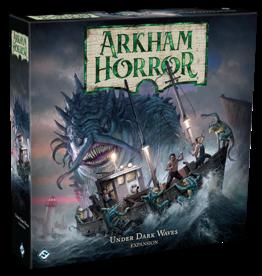 Fantasy Flight ARKHAM HORROR 3E: UNDER DARK WAVES