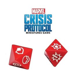 ATOMIC MASS GAMES MARVEL CRISIS PROTOCOL DICE PACK