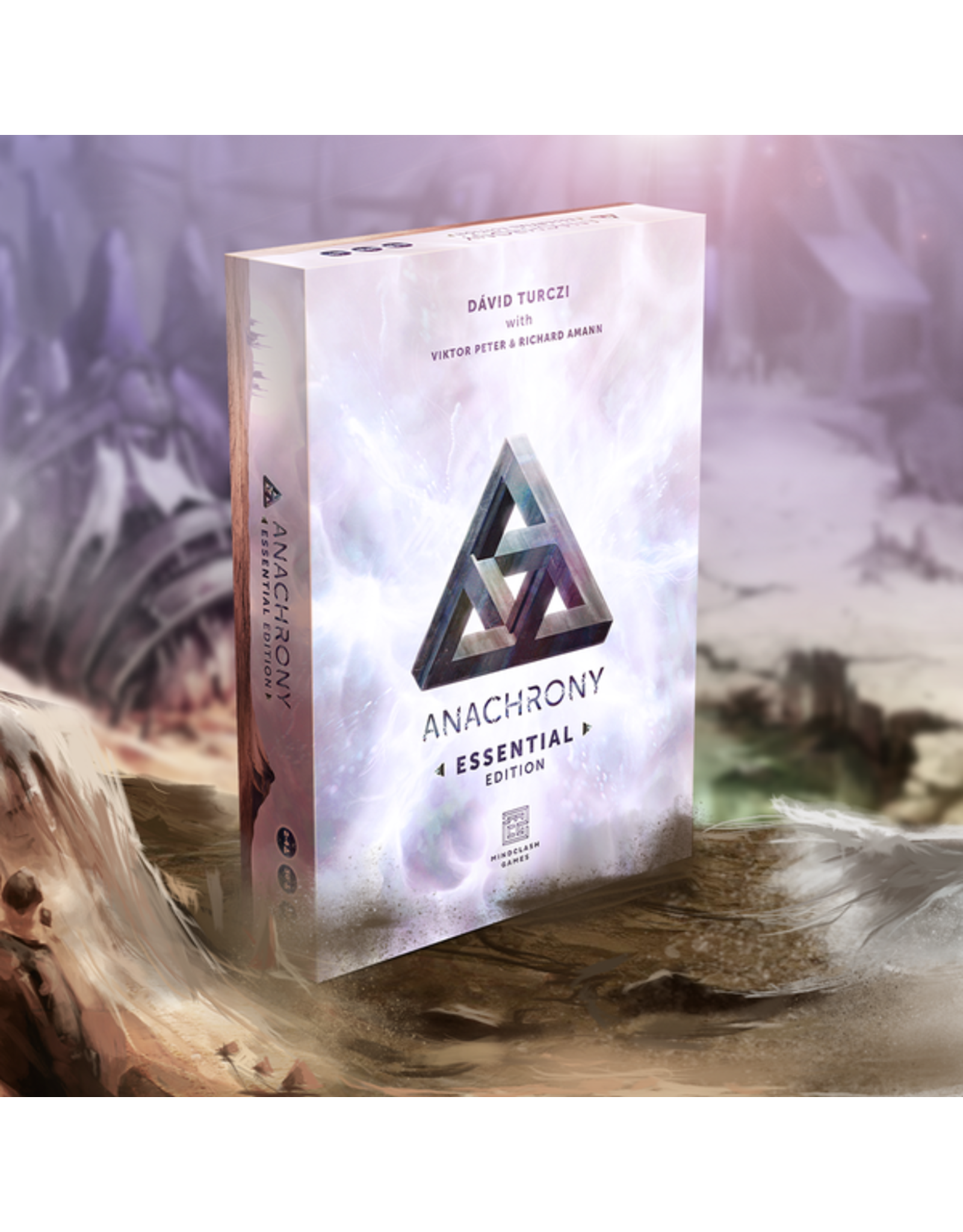 Mindclash Games ANACHRONY ESSENTIAL EDITION