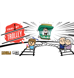 Skybound Games TRIAL BY TROLLEY