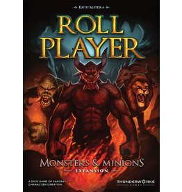 Thunderworks ROLL PLAYER: MONSTERS & MINIONS