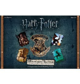 USAopoly HARRY POTTER HOGWARTS BATTLE: BOX OF MONSTERS EXPANSION