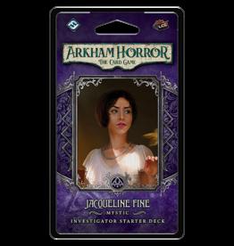 Fantasy Flight ARKHAM HORROR LCG: INVESTIGATOR STARTER DECK - JACQUELINE FINE