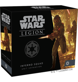 Fantasy Flight SWL: INFERNO SQUAD UNIT EXPANSION
