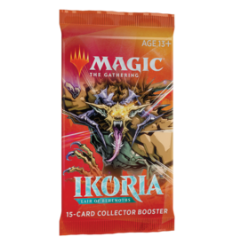 Wizards of the Coast MTG IKORIA LAIR OF BEHEMOTHS COLLECTOR BOOSTER BOX