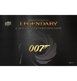 Upper Deck LEGENDARY 007 JAMES BOND DBG