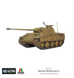 Warlord Games BOLT ACTION GERMAN PANTHER ZUG
