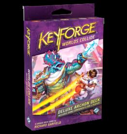 Fantasy Flight KEYFORGE: WORLDS COLLIDE - DELUXE ARCHON DECK